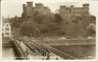 Real photo Inverness queen's own cemeron highlanders 1957 valentine