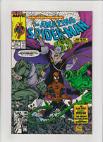 Amazing Spider-man #319 NM 9.4 Marvel Comics 1989 McFarlane, vs. Rhino,Scorpion