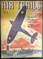 AIR TRAILS magazine May 1939