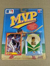 1990 Jim Abbott M.V.P. Collector Pin and Card Angels MLB Ace Novelty Co