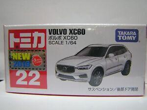 TAKARA TOMY TOMICA DieCast car 1:64 VOLVO XC60  #22