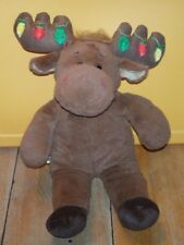 BUILD A BEAR BABW Christmas Moose