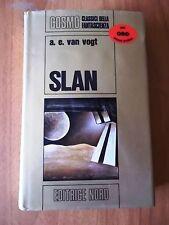 A. E. Van Vogt SLAN Editrice Nord 1973 Cosmo Oro n. 7