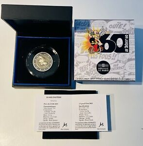 2 Euro BE France 2019 - Asterix