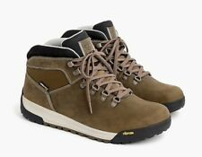 Timberland for J. Crew GT Scramble Hiking Boots Size 12 Olive Leather