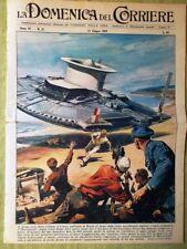 La Domenica del Corriere 21 Giugno 1959 Tour De France Gaul Elezioni Casa Bianca