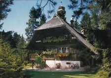 Heimatmuseum Hüsli , Grafenhausen-Rothaus , Ansichtskarte, beschriftet