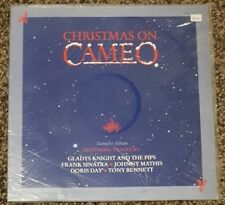 "VARIOUS - CHRISTMAS ON CAMEO ~12"" Vinyl LP Album Sampler *PROMO*"