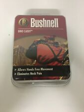 New Bushnell Bino Caddy Model #16123W Color Black in Original Sealed Package