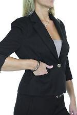 Blazer Single Breasted Formal Coats & Jackets for Women