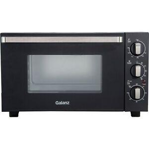 Galanz MOUK001B 30L Mini Oven - Black