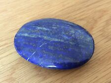 Lapis Lazuli Palmstone. Crystal Healing, 5.5cm 53g