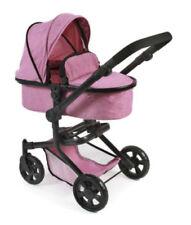 Bayer Chic 2000 Kombi-puppenwagen Mika Jeans Pink