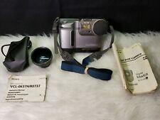 Sony Mavica MVC-FD88 1.3MP Digital Camera - Metallic gray