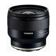 Tamron AF 24mm f/2.8 Di III OSD Macro 1:2 Lens for Sony FE