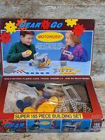 Vintage 'Gear Go' Construction Kit Rare