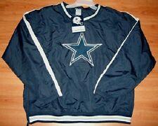 Dallas Cowboys Pullover Medium NFL Huge Star Logo Cowboys Football Logo Jacket