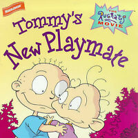 "(Good)-""Rugrats"": Tommy's New Playmate (Rugrats S.) (Paperback)-David, Luke-0671"