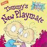 """(Good)-""""Rugrats"""": Tommy's New Playmate (Paperback)-David, Luke-0671028685"""