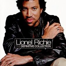 LIONEL RICHIE & THE COMMODORES The Definitive Collection 2CD BRAND NEW Best Of