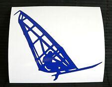 adesivo Windsurf - wind surfing decal sticker vinyl vinile sports sea extreme