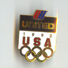 UNITED Airlines Olympic Games 1992 Badge