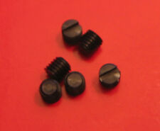 6-48 Hole Plug/Slave Screws - Barrel Sight & Scope Filler Screws - 1/2 Dozen (6)