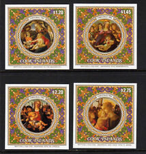 COOK IS.1985 XMAS M/SHEETS MS 1057 MNH.