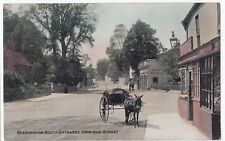 Suffolk; South Entrance From High St, Saxmundham PPC, Unposted, By Photochrom