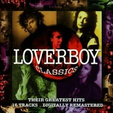 Loverboy Classics-Their greatest hits (16 tracks, 1994)  [CD]