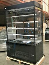 New 52 Open Air Refrigerator Sandwich Dairy Dessert Beverage Commercial Display