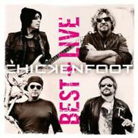 Chickenfoot - Best + Live - New 2 x CD Album