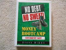 No Debt No Sweat Money Bootcamp Student Kit / Steve Diggs