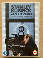 A Life in Pictures DVD 2001 Stanley Kubrick Documentary