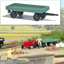 Busch 8362, Rubber Trolley, N Gauge Finshed Model 1:160