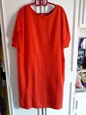 Bon marche 16 Red Dress Button Detail Back