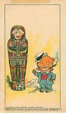 1906 Swinnerton Mr Jack Postcard Egypt Should Auld Acquaintance Be Forgot