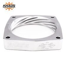 Khaos Motorsports Helix Throttle Body Spacer Dodge Charger/Challenger HEMI 88mm
