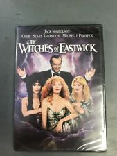 THE WITCHES OF EASTWICK NEW DVD