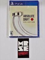 Limited Run Games #85: ABSOLUTE DRIFT ZEN EDITION PS4 (PlayStation 4) New