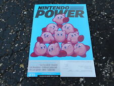 SEPT 2011 -  NINTENDO POWER video game magazine KIRBY MASS ATTACK