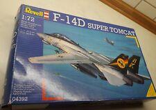 Revell F - 14D Super Tomcat, neu und unbespielt, alles Zubehör dabei