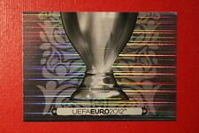 Panini EURO 2012 N. 48 NEW With BLACK BACK TOPMINT!!