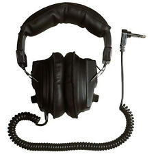 "Whites 1/4"" Plug Metal Detector Headphones for Treasure Hunting"
