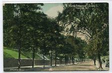 North Broadway Yonkers New York 1908 postcard