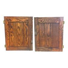 Architecture et matériaux antiques portes