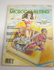 Rare Kilobaud Microcomputing  Magazine August 1980  Issue Ships Worldwide