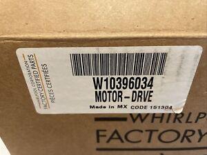 W10396034 GENUINE OEM Whirlpool Maytag Dryer Motor