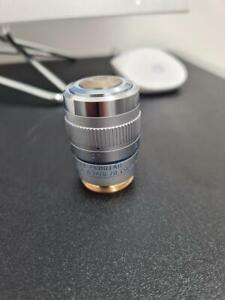 Leica PL FLUOTAR L 63x CORR Microscope Objective