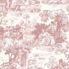 Fd21511-Somerset House ROSA Toile Carta Da Parati